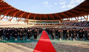 AUA 29th Commencement Ceremony