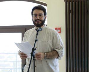 AUA student Armen Torossian (BAEC '23)