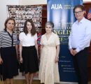 British Council Armenia and AUA representatives