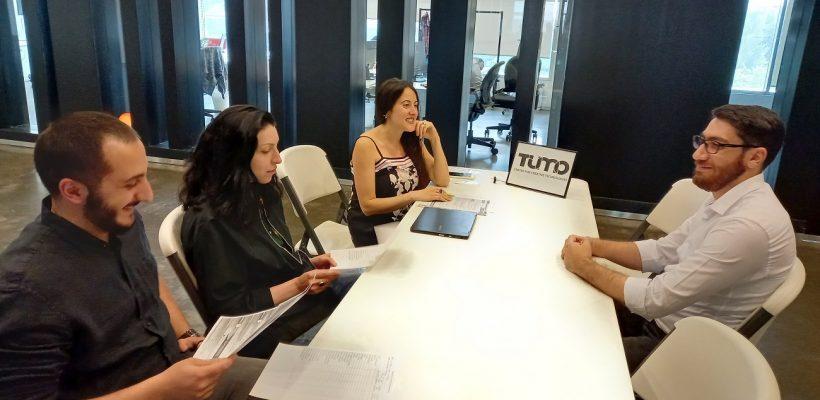 AUA Mock Interviews at TUMO