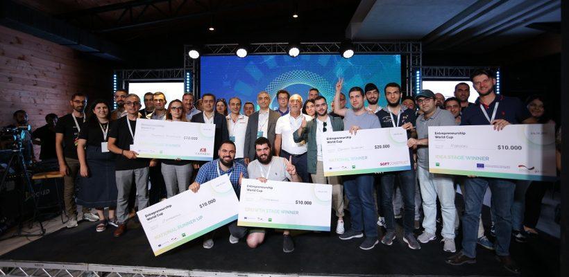 EWC Armenia 2021 Winners