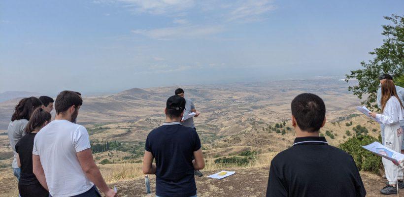 Disasters Course Landslides Voghjaberd
