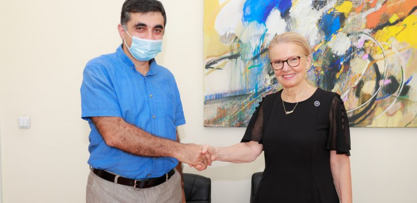 MoU With Institute of Archaeology and Ethnography