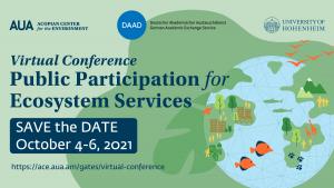 Public Participation for Ecosystem Services