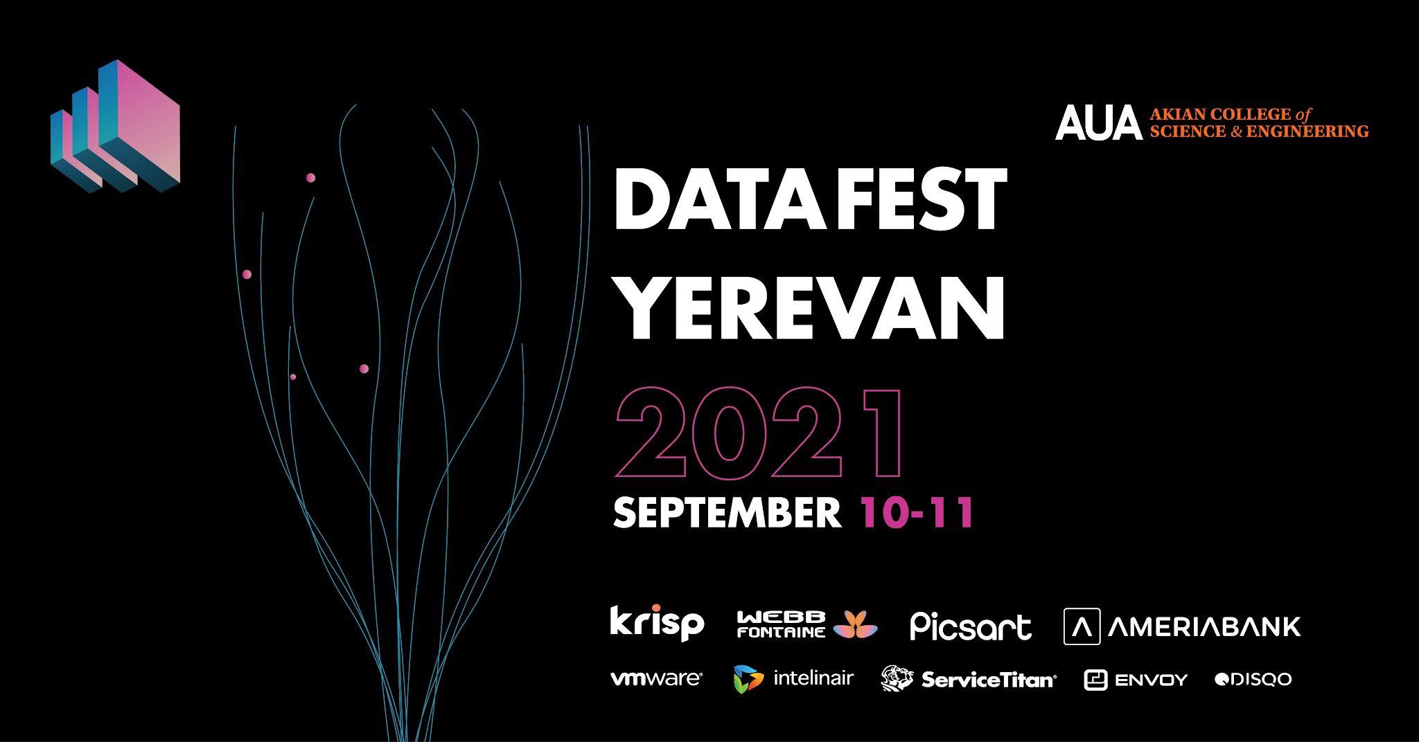 DataFest Yerevan 2021