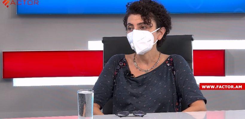 Varduhi Petrosyan, Factor TV