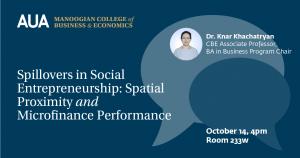Financial Inclusion Seminar Series