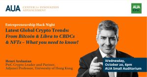 Latest Global Crypto Trends: from Bitcoin & Libra to CBDCs & NFT