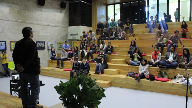 Green Design Workshop Engages Youth in Design of New Ayb Campus