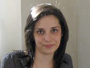 ACCOLADES:  Kristina Yeritsyan, Student in the Certificate in Translation Program