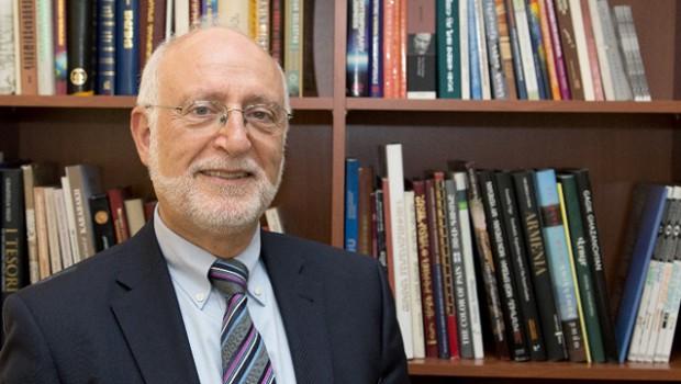 Dr. Armen Der Kiureghian Assumes Position of AUA President