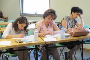 Professional Development Workshop Explores Writing Assessment Tools