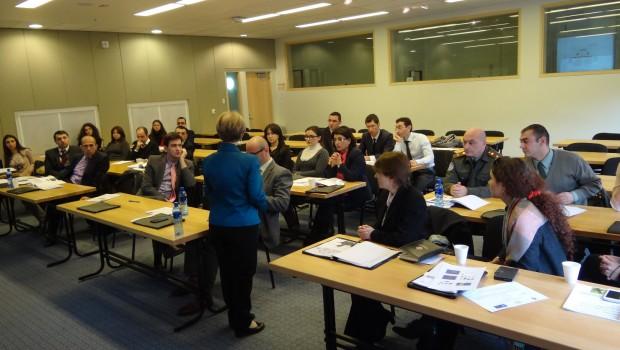 NATO Week at AUA: Bilateral Workshop on Cross Cultural Negotiations