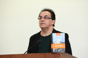 "Translating Umberto Eco's ""The Name of the Rose:"" A Talk by Zaven Boyajyan"