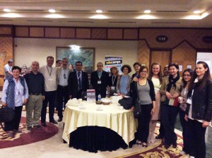 MA TEFL Members Participate in GlobELT 2015: An International Conference on Teaching and Learning English as an Additional Language