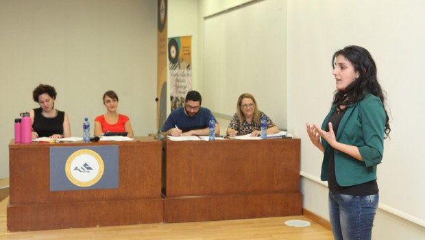 AUA's King's Speech Club Hosts National Public Speaking Competition