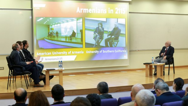 Armenians in 2115: Strategic Directions for the Twenty-First Century