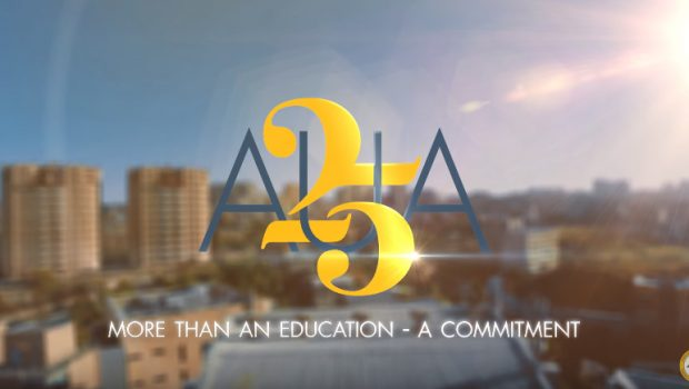 The American University of Armenia: 25 Years of Excellence