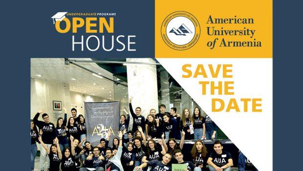 AUA's Undergraduate Programs Open House