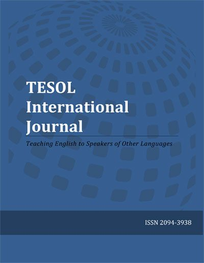 MA TEFL's Professor Dodigovic Acts as Lead Guest Editor for TESOL International Journal