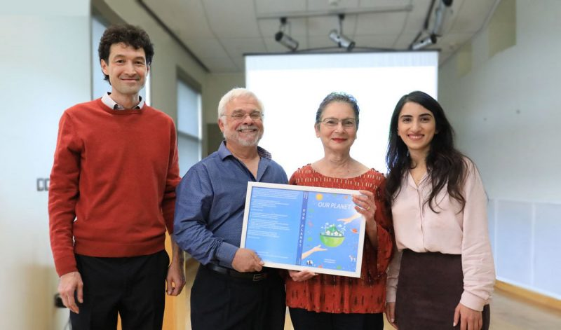 Irshat Madyarov, Herb Schiff, Linda Shahinian, Diana Torosyan