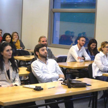 Startup-Mentor Matching Network kick-off event
