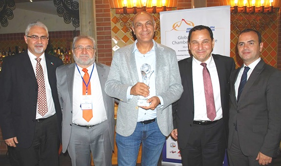 Hovhannes Avoyan 2019-ATN-Global-Amenian-Business-Awards