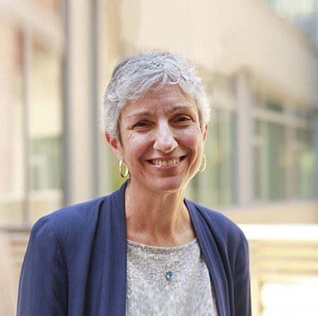 Ann Karagozian, photo: UCLA