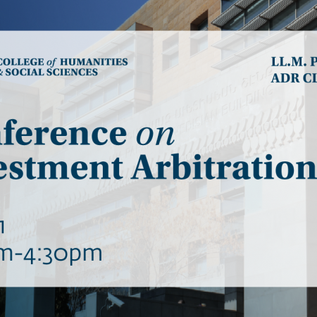 Investment Arbitration Conference 2020: Call for Contributions