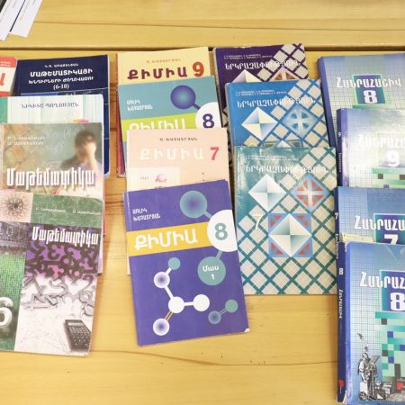 STEM books for secondary and high school