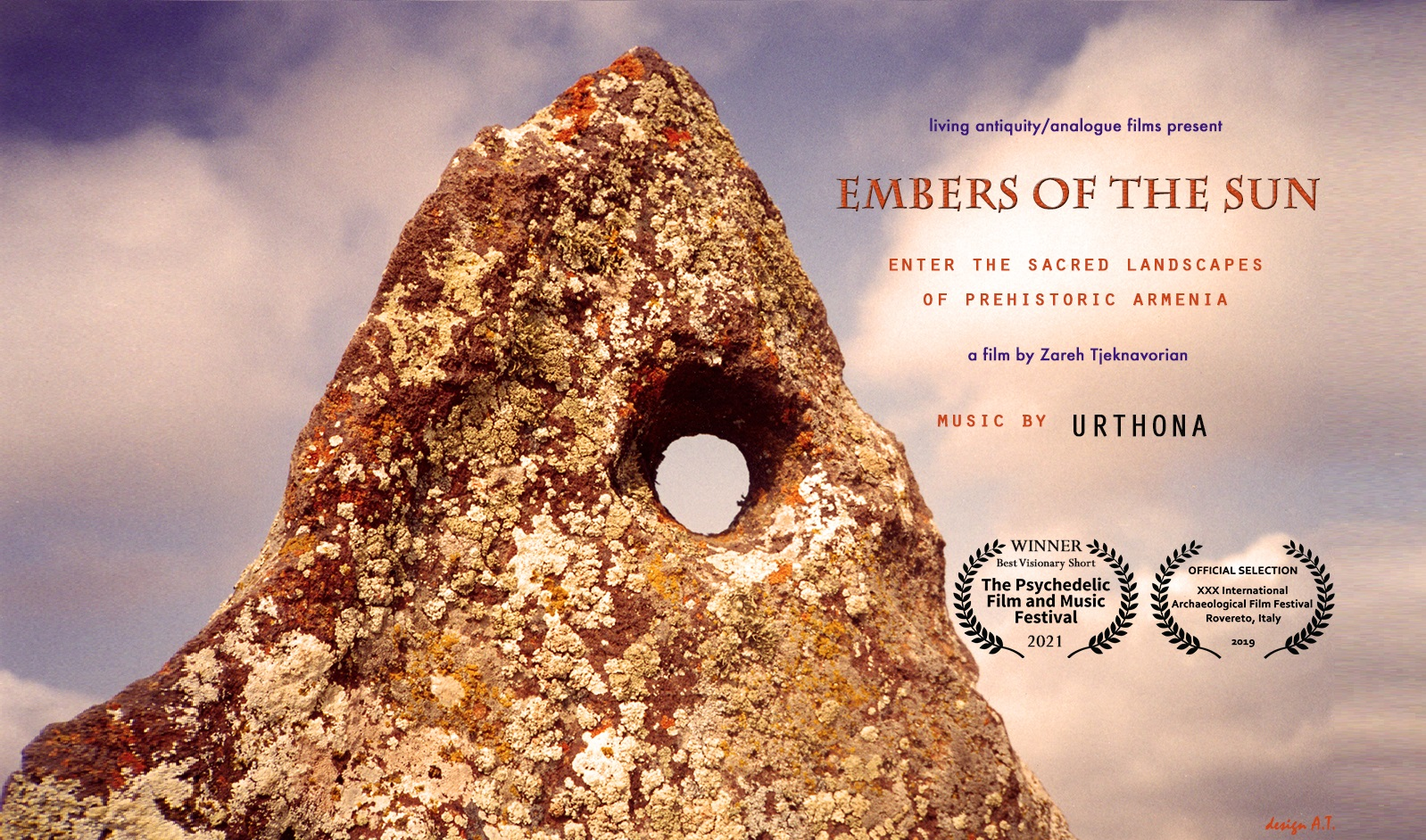 Embers of the Sun poster