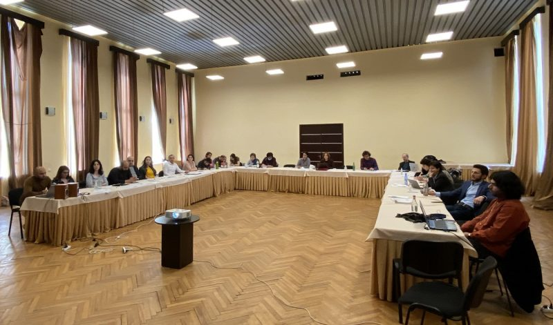 AUA Center for Responsible Mining Leads Civil Society Dialog