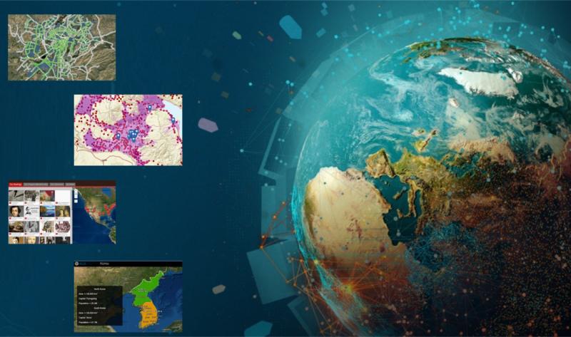 GIS Story Maps Spring 2021