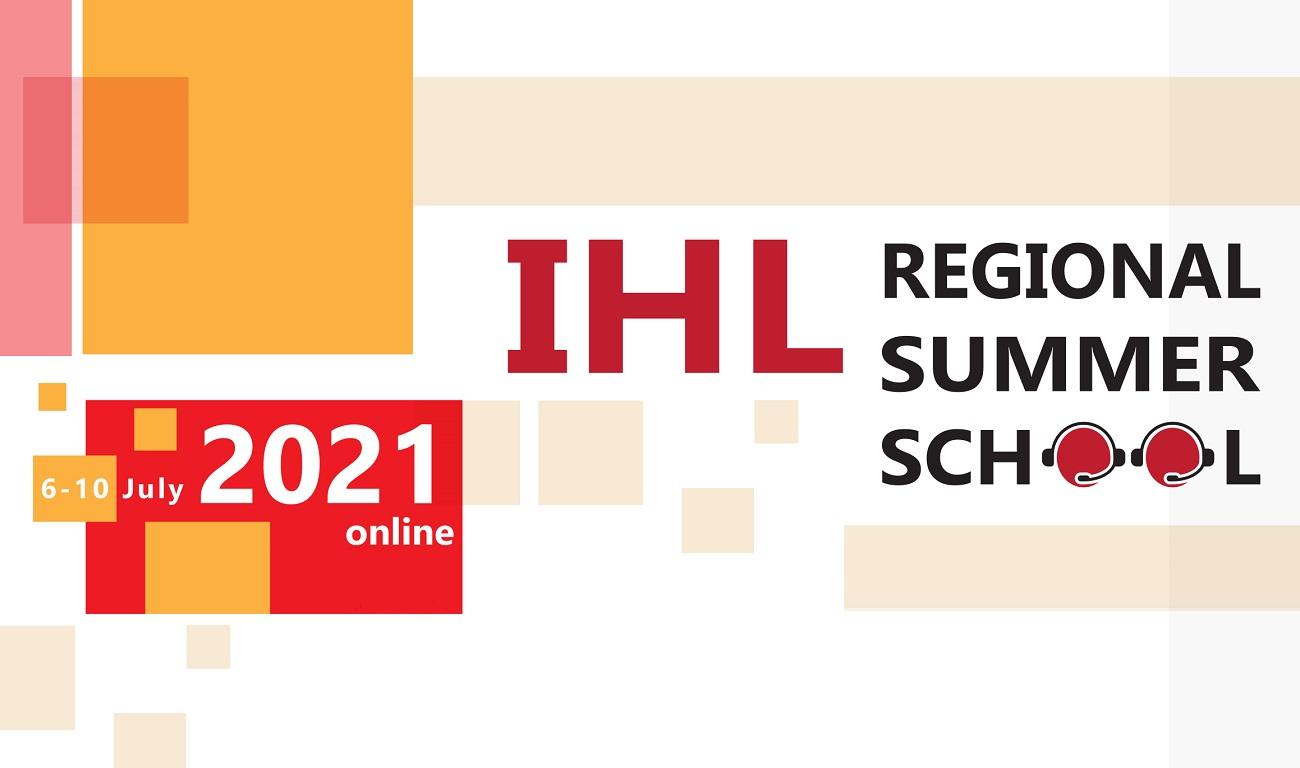Regional IHL Summer School