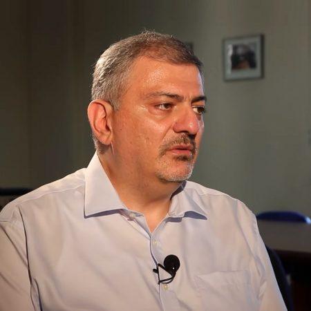 Vache Gabrielyan, Mediamax