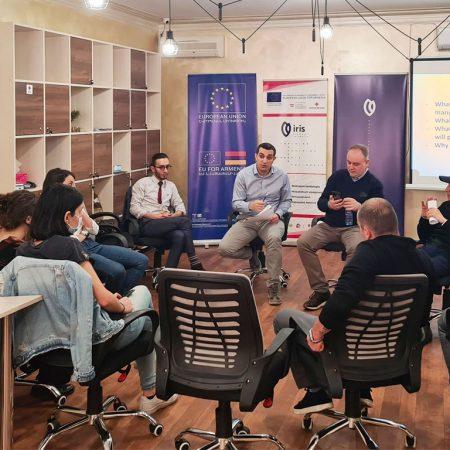 AUA teams Creative Spark Big Idea Challenge 2021 Finalists
