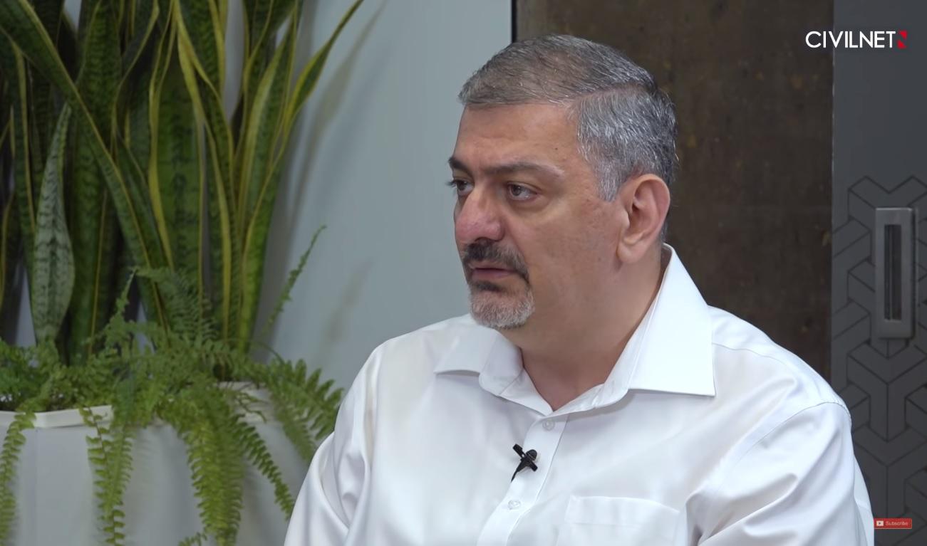 Vache Gabrielyan, CivilNet 2