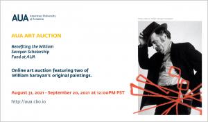 AUA Art Auction