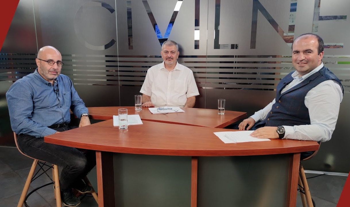 Vache Gabrielyan, CivilNet 3