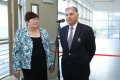 Zaven and Sonia Akian College of Science and Engineering Ribbon-Cutting - American University of Armenia (19)